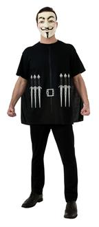 V for Vendetta Adult Costume Kit