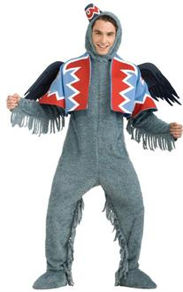 Wizard of Oz Deluxe Winged Monkey Adult Costume