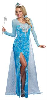 The Ice Queen Adult Costume