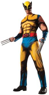 Wolverine Deluxe Adult Costume