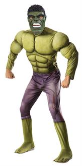 Avengers 2 - Age of Ultron: Deluxe Hulk Adult Costume