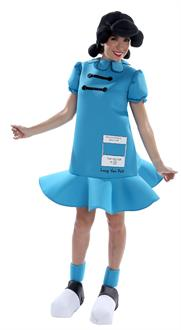 Peanuts: Lucy Deluxe Adult Costume