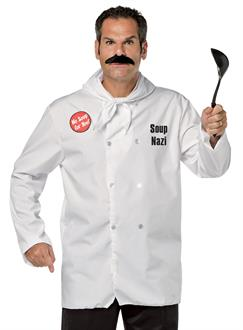 Seinfeld: Soup Nazi Adult Costume One-Size
