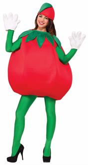 Tomato Adult Costume One-Size