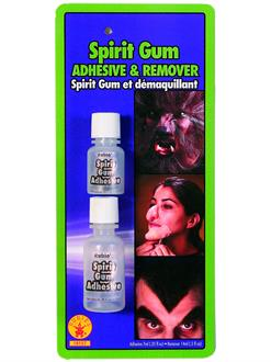 Spirit Gum Glue With Remover
