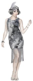 Ghostly Flapper Adult Costume