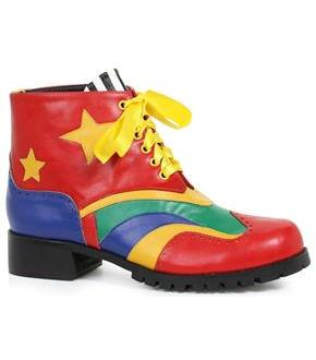 Men's Clown Shoes