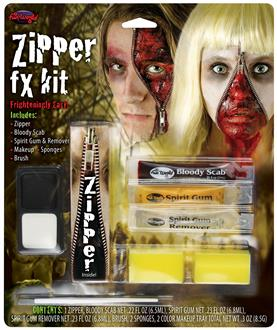 Zipper Makeup Kit