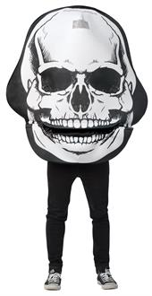 Giant Skull Costume for Adults