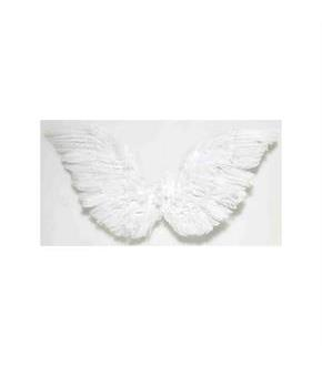 White Small Angel Wings