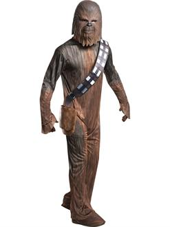 Star Wars Photo Real Chewbacca Adult Costume
