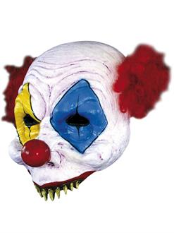 Open Gus Clown Adult Mask