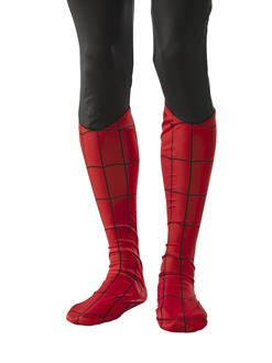 Adult Spiderman Marvel Universe Boot Tops