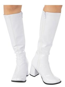 Adult GoGo Boot White