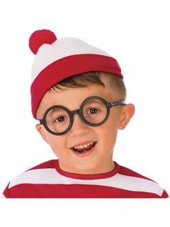 Where's Waldo Deluxe Glasses