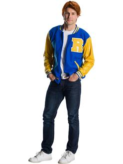 Riverdale Mens Deluxe Archie Andrews Costume