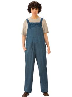 Stranger Things-Womens Eleven's Overalls