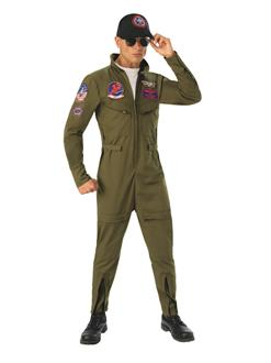 Top Gun Adult Deluxe Costume