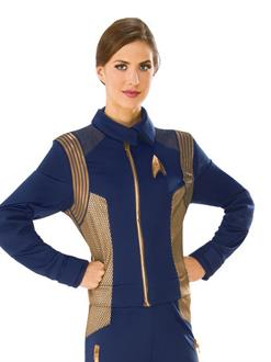 Star Trek Discovery Womens Copper Operations Uniform
