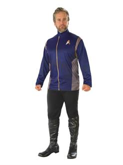 Star Trek Discovery Mens Command Uniform Costume Top