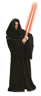Star Wars Mens Super Deluxe Hooded Sith Ro Costume