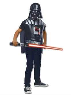 Star Wars Mens Darth Vader Molded Costume