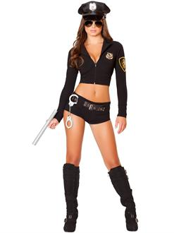 Sexy Officer Hottie Costume