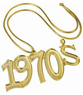 Disco Fever-1970'S Necklace