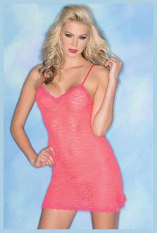 Chemise-Hot Pink
