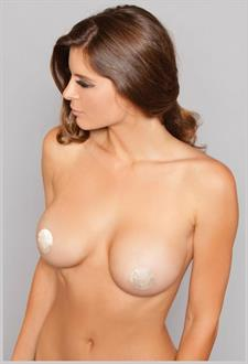 Circle shaped nipple covers