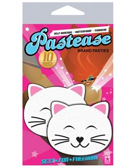 Pastease White Cat