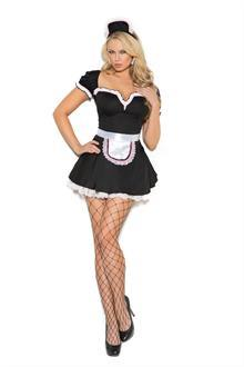 Maid To Please - 3 pc. costume