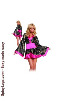2 pc Shanghai Sweetie Costume