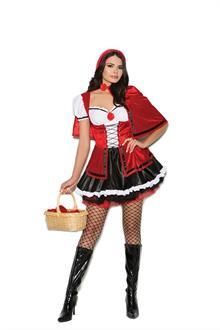 Storybook Red - 2 pc. costume