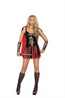 Sultry Spartan - 2 pc. costume