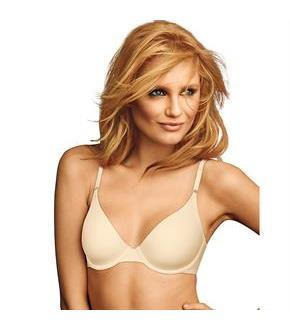 Maidenform One Fab Fit Original Tailored Demi T-Shirt Bra