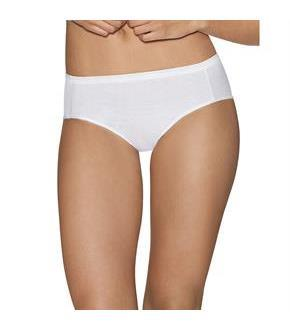 Hanes Ultimate Comfort Cotton Women's Hipster Panties 5-Pack