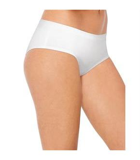 Hanes Ultimate Smooth Tec Women's Hipster Panties 3-Pack