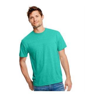 Hanes Men's X-Temp w/Fresh IQ Tri-Blend Performance Tee