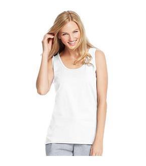 Hanes Live.Love.Color Scoop Neck Tank