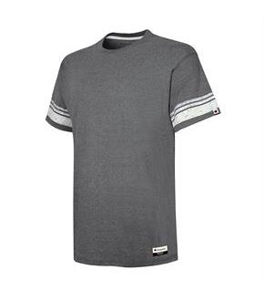 Champion Authentic Originals Men's Triblend Short Sleeve Varsity T-shirt
