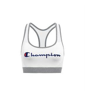 Champion The Absolute Workout Sports Bra, Script Logo