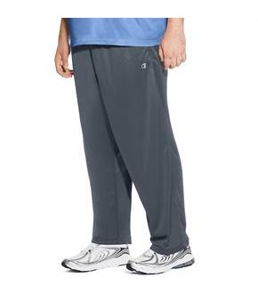 Champion Big & Tall Men's Open Bottom Performance Pants
