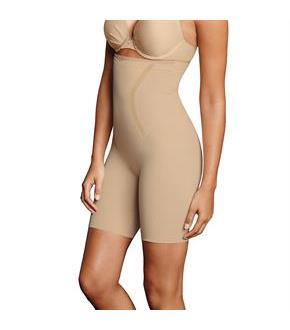 Maidenform Firm Foundations Hi-Waist Thigh Slimmer