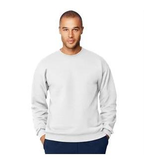 Hanes Men's Ultimate Cotton Heavyweight Crewneck Sweatshirt