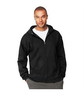 Hanes Men's Ultimate Cotton Heavyweight Full Zip Hoodie (F280)