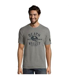 Hanes ComfortWash Death Valley National Park Graphic Short Sleeve Tee
