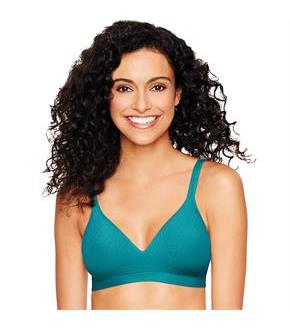 Hanes Ultimate Perfect Coverage ComfortFlex Fit Wirefree Bra