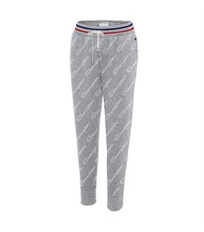 Champion Women's Heritage Joggers, Allover Logo