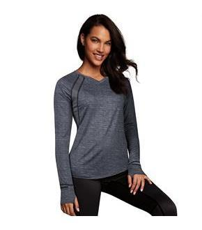 Maidenform Baselayer Active V-Neck Top